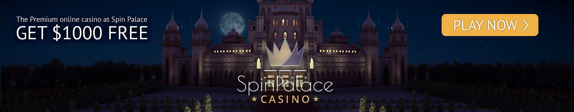 Spin Palace iPhone App