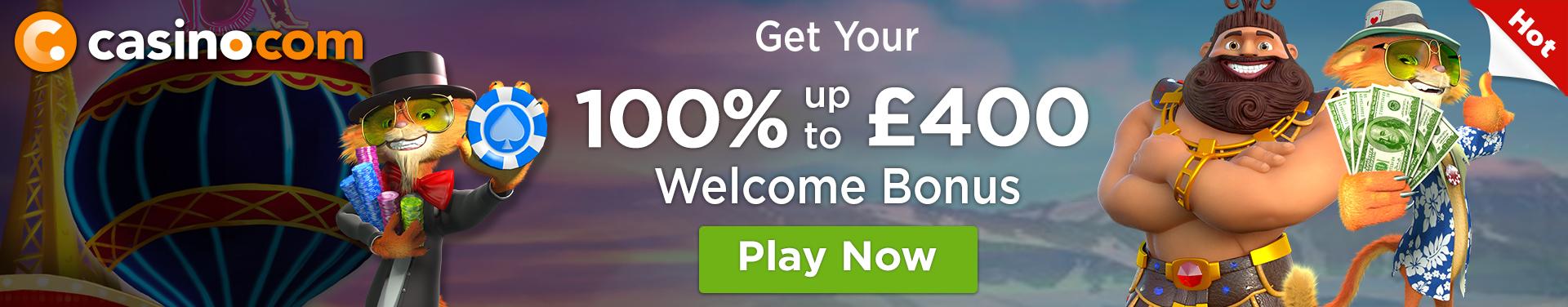 Casino.com iPhone App