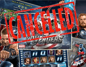 Marvel discontinued