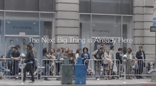 Samsung ad mocks Apple users