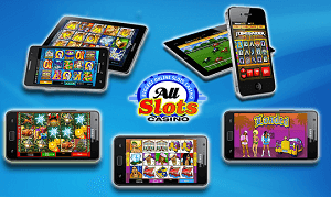 All Slots Improves Mobile Experience