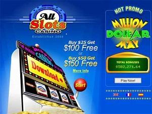 New slots at All Slots