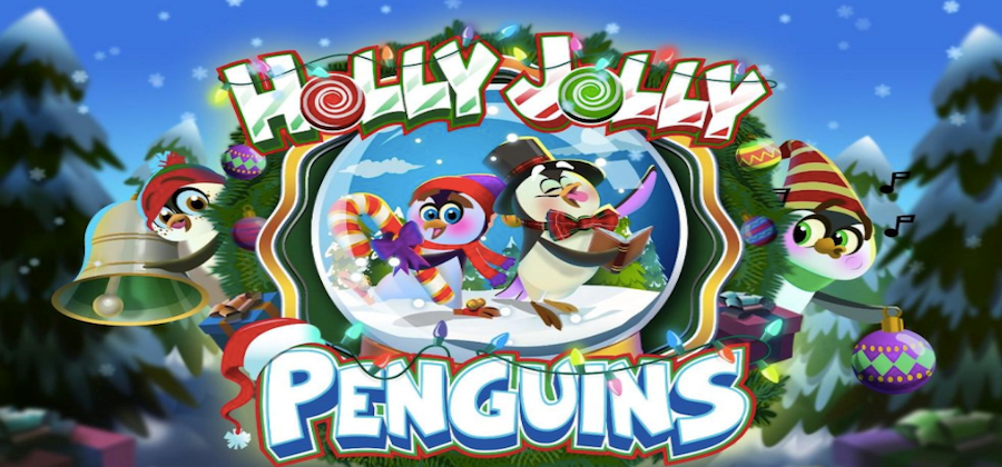 The Holly Jolly Penguins Slot Has Arrived