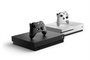 The Xbox One X is the ultimate gift