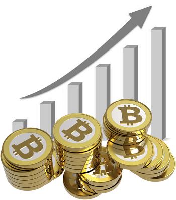 Bitcoin enjoys a sudden price surge