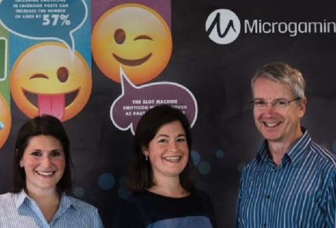 Staff Behind Microgaming's New Game