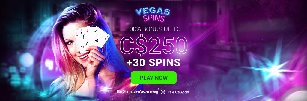 Vegas Spins Banner 1