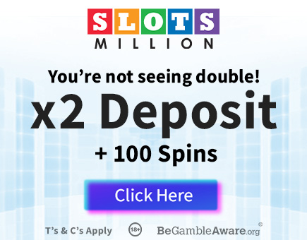 Enjoy the fun at Slots Million