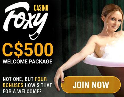 Foxy Mobile Casino