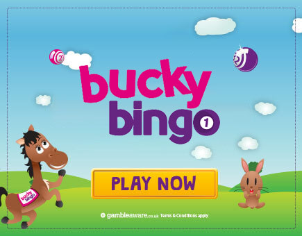 Bucky Bingo Mobile Offer