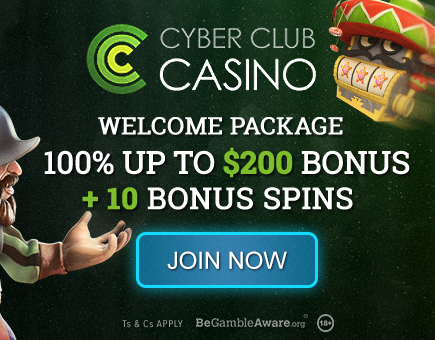 Cyber Club Casino Mobile