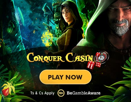 Conquer Banner for Mobile