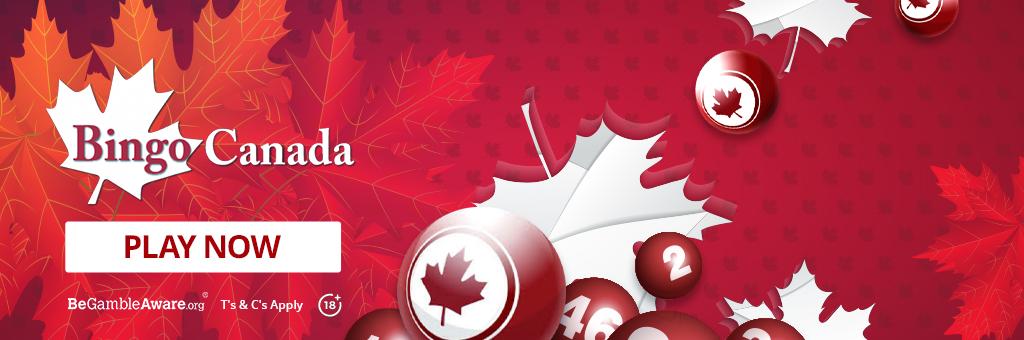 Bingo Canada Mobile Top Banner