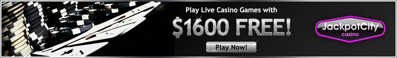 JackpotCity Live Games