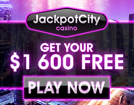 Get your 1600 at JackpotCity