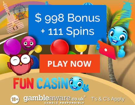 Fun Casino Mobile Middle Banner