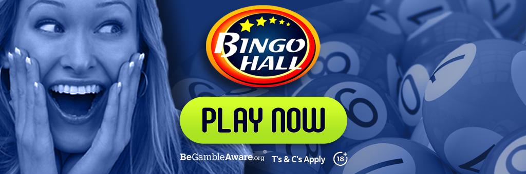 Bingo Hall Mobile Header Banner