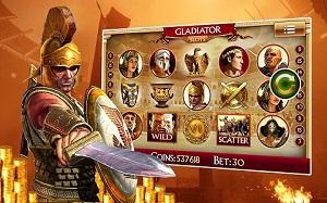 Gladiator Slots Winner