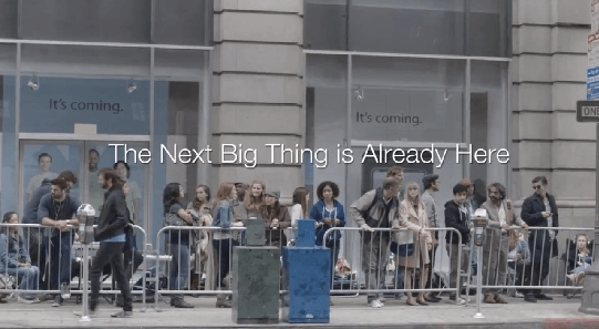 Samsung ad mocks Apple users