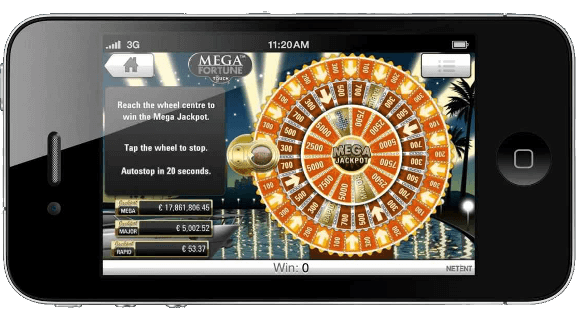 Millions Won in NetEnt's Mega Fortune Slot
