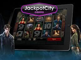 JackpotCity iOS Update