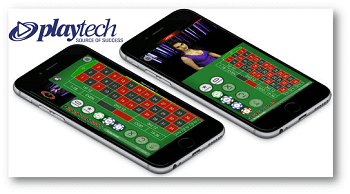 Live Roulette at Playtech