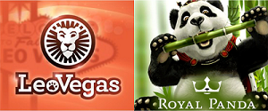 LeoVegas Sets Sights on Royal Panda