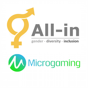 Microgaming Signs Up For All-In-Diversity Project