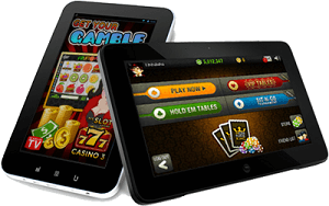 All casinos going mobile