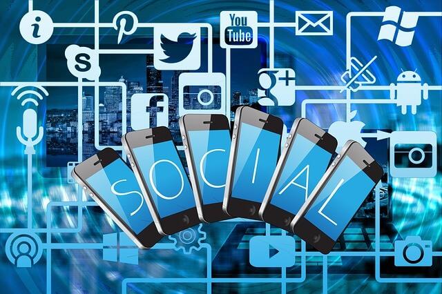 Social media: A trend that follows us everywhere