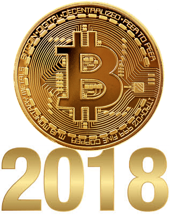 What's Bitcoin going to do in 2018?