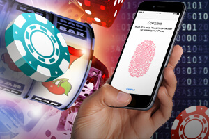 Improve Online Casino Security could be improved by Apple Touch ID